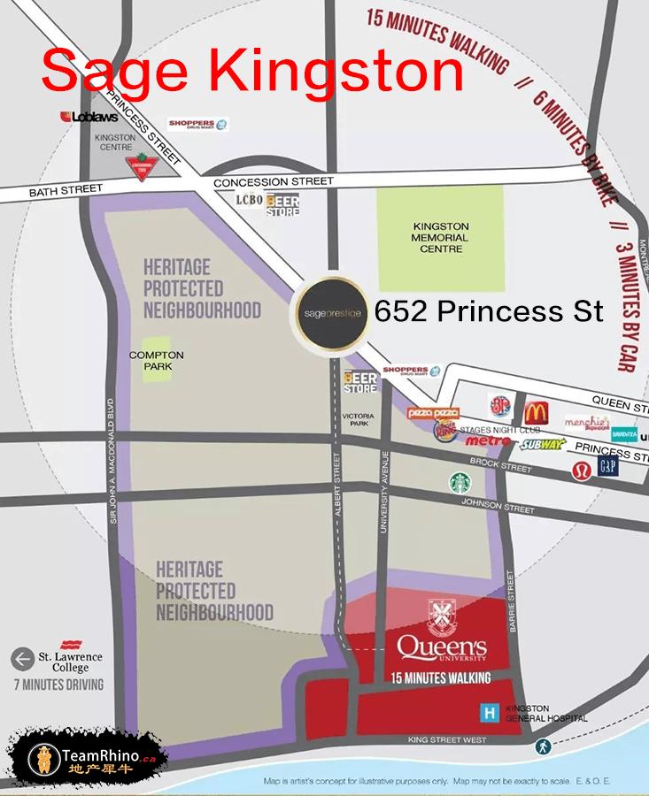 Sage Kingston
