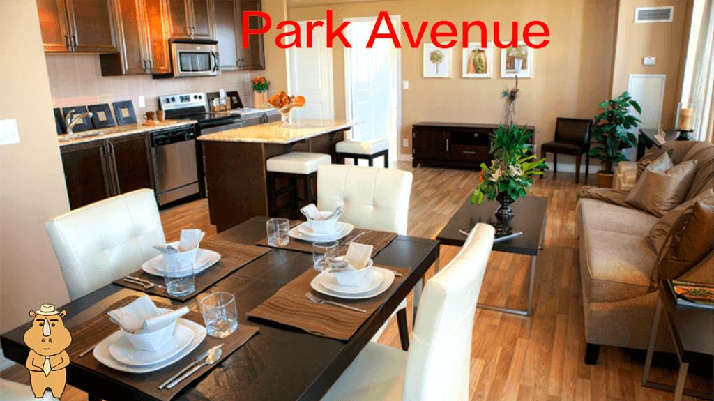 ParkAvenue Kitchen 多伦多地产犀牛