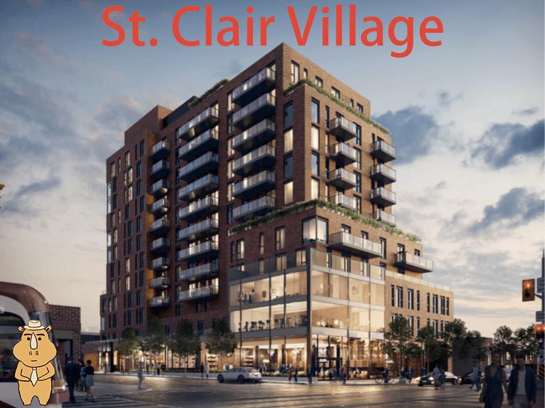 St Clair Village
