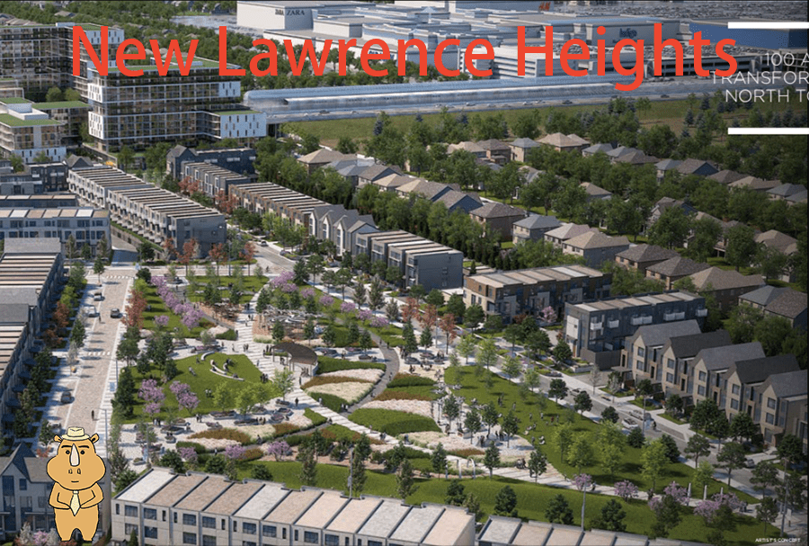 New Lawrence Heights