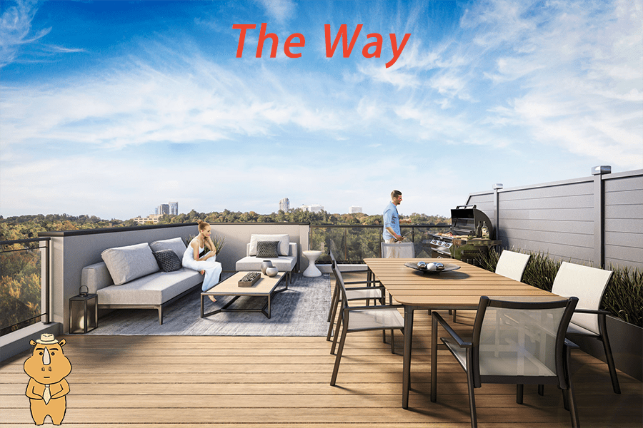 TheWay Terrace 多伦多地产犀牛