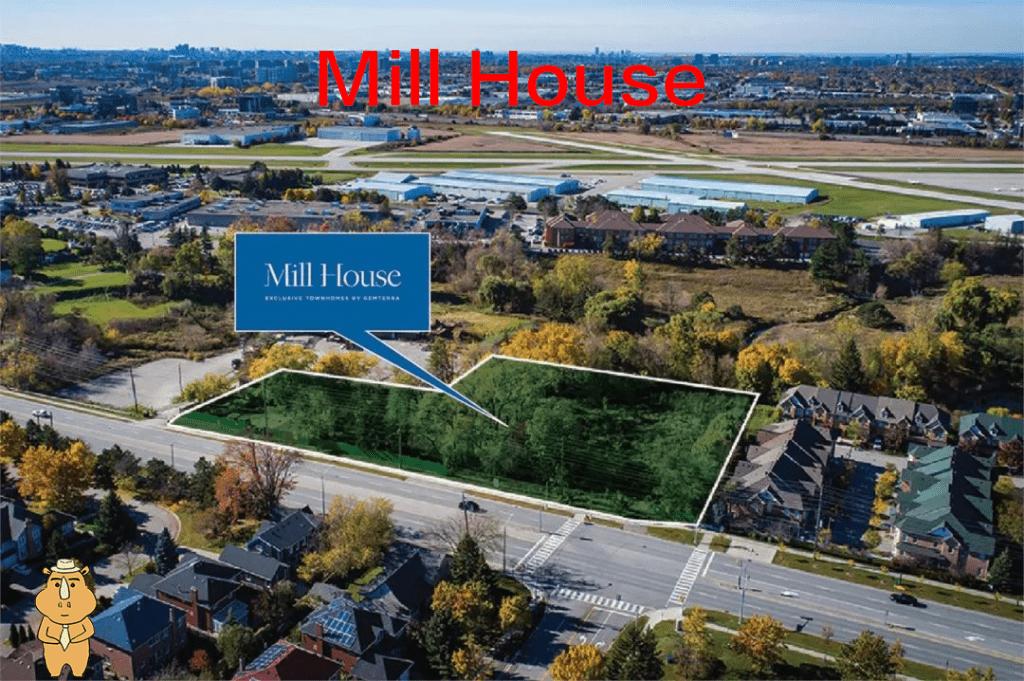 MillHouse site 多伦多地产犀牛