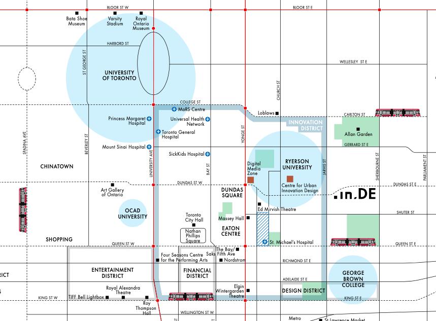 map 多伦多地产犀牛