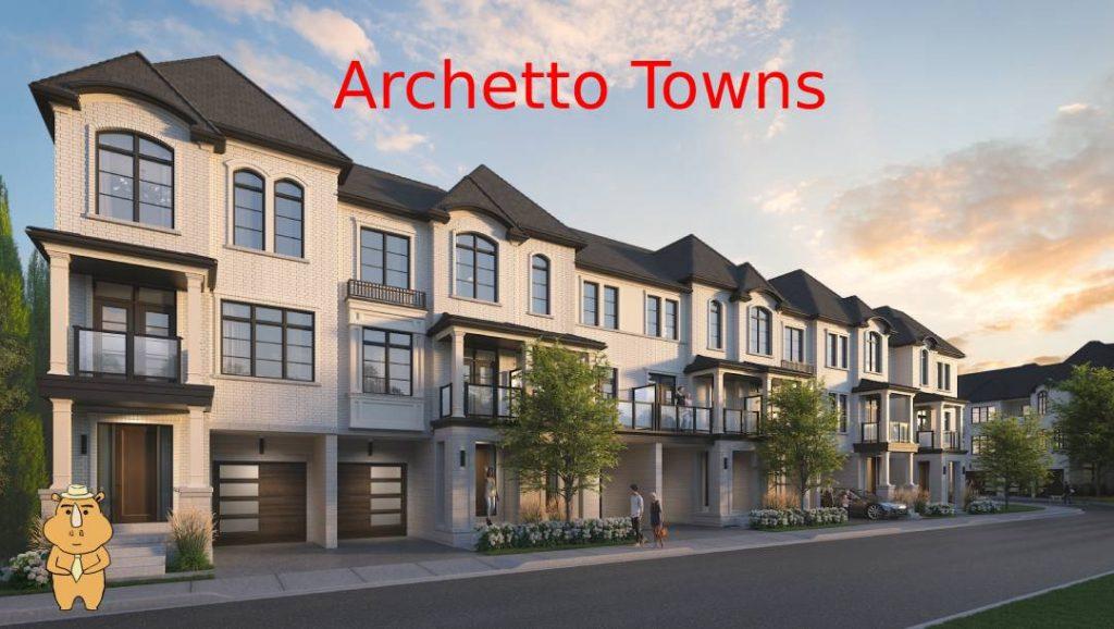 旺市Archetto Towns外观