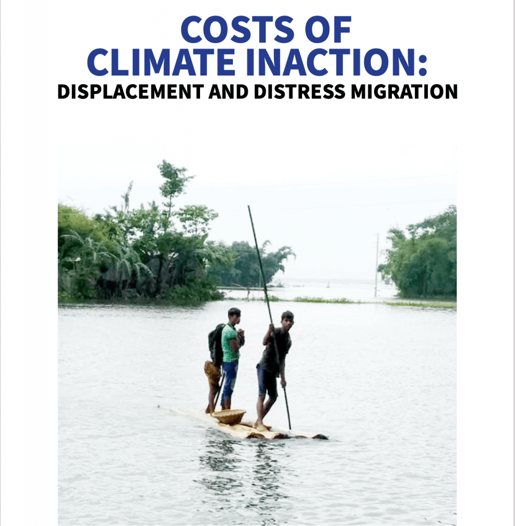 COSTS OF CLIMATE INACTION 多伦多地产犀牛