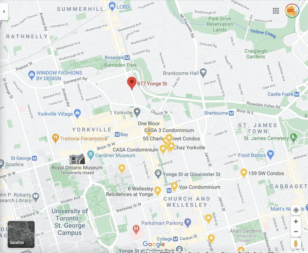 廉租楼地图1
