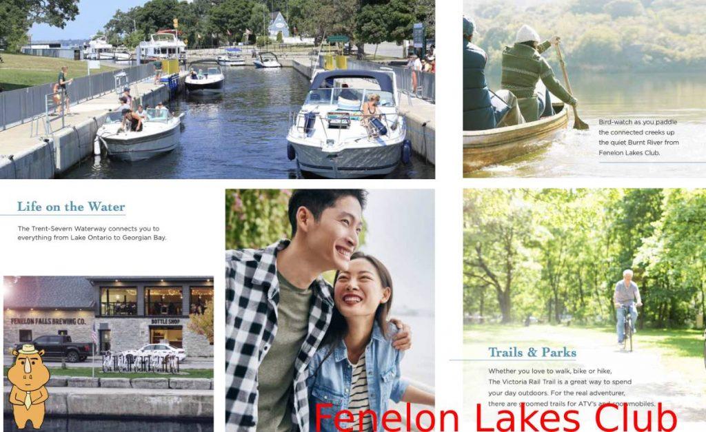 Fenelon attractions 多伦多地产犀牛