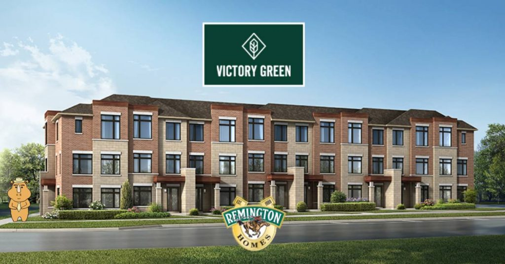 Victory Green Towns 多伦多地产犀牛