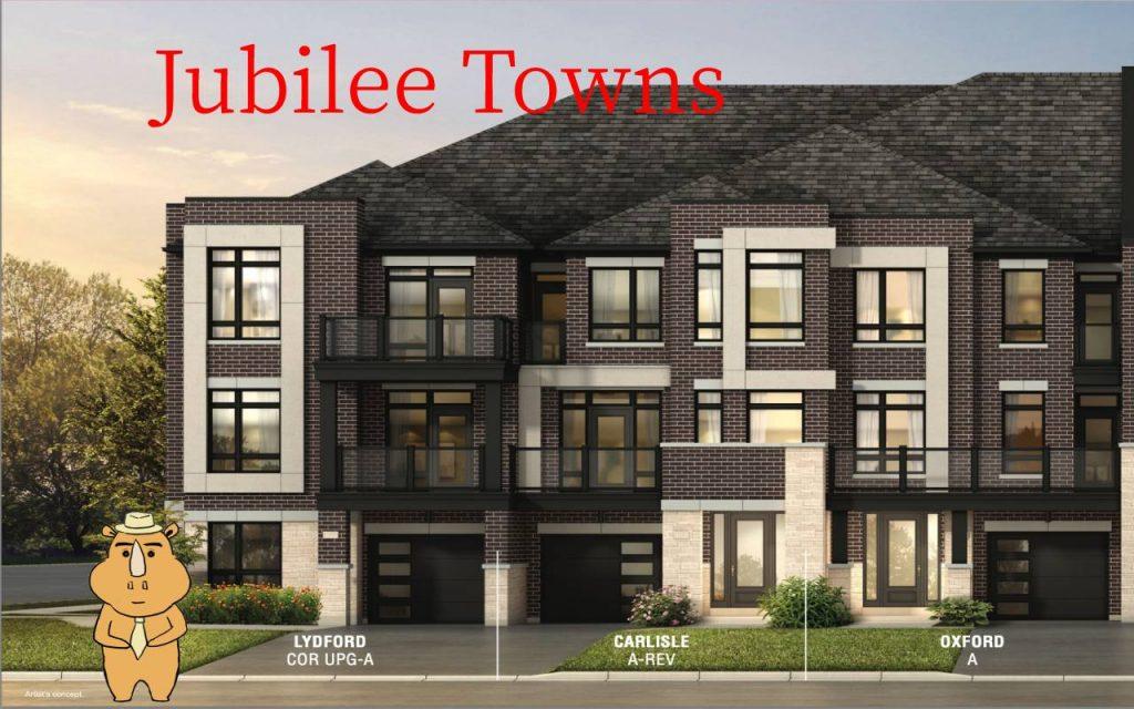 Jubilee Towns