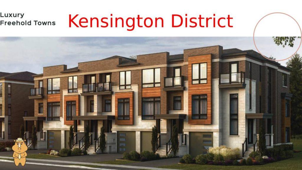 Kensington District Building