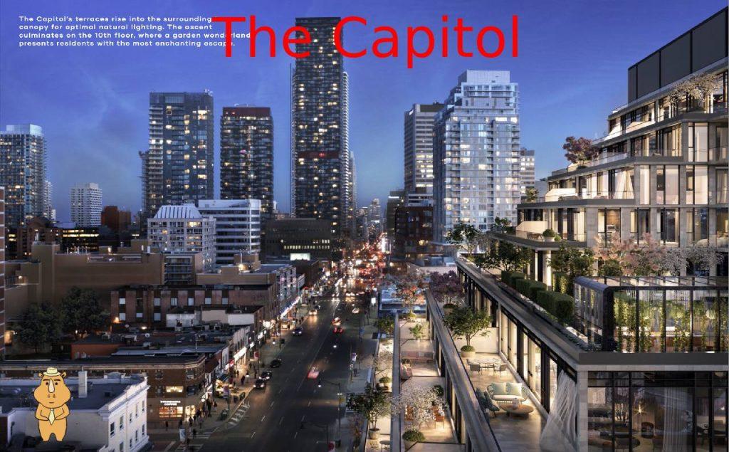 Capitol View 多伦多地产犀牛