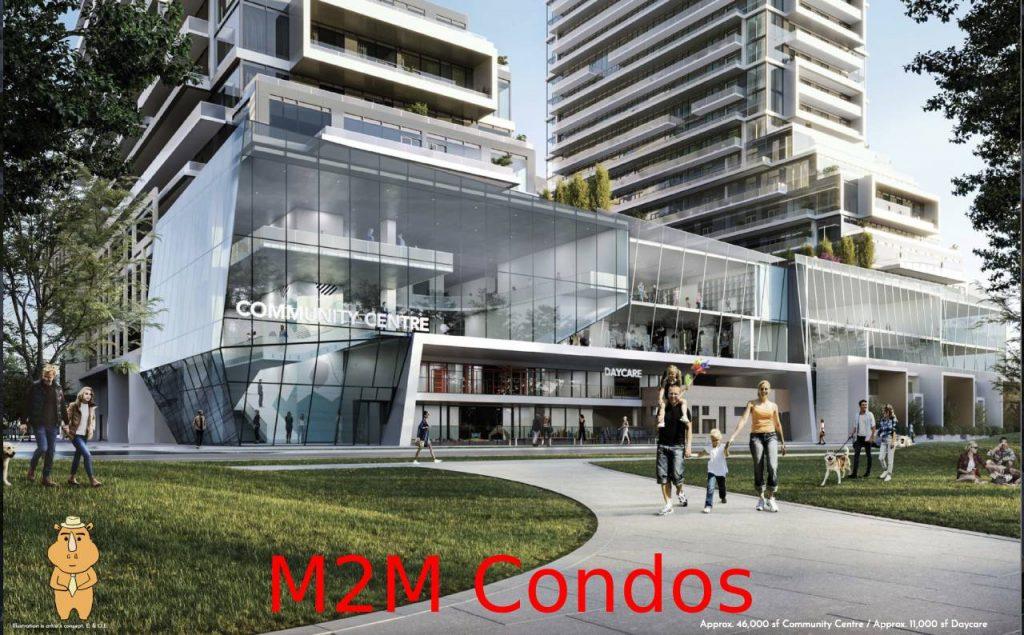 M2M Podium 多伦多地产犀牛