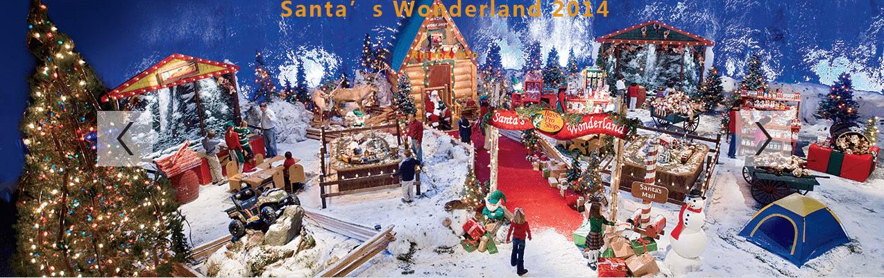 Santa's Wonderland 2014-5