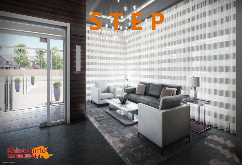 Step-lobby