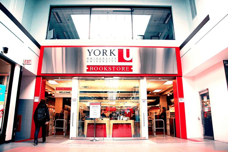 York University Bookstore 多伦多地产犀牛
