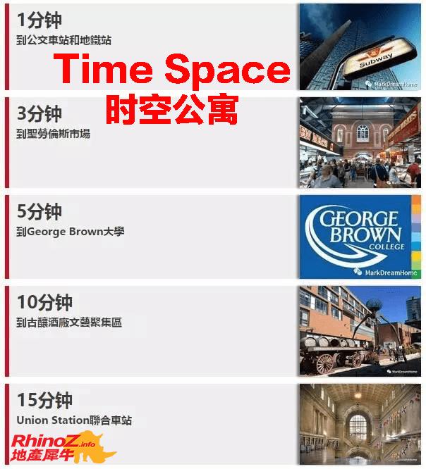 TimeSpace 多伦多地产犀牛