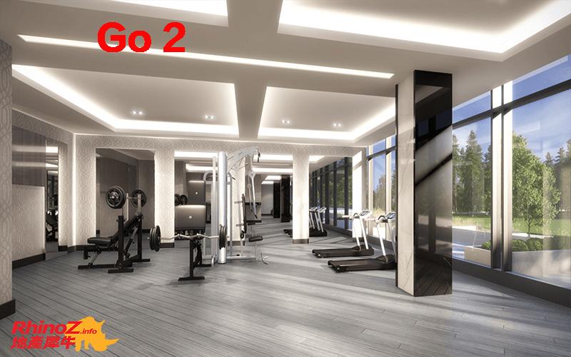 go2 fitness 多伦多地产犀牛