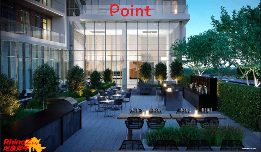 Point Terrace 多伦多地产犀牛