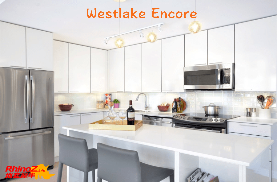 WestlakeEncore Kitchen 多伦多地产犀牛