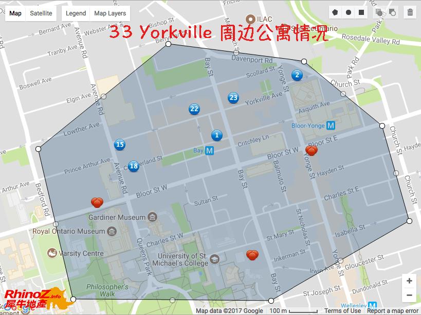 20170911 Yorkville 多伦多地产犀牛