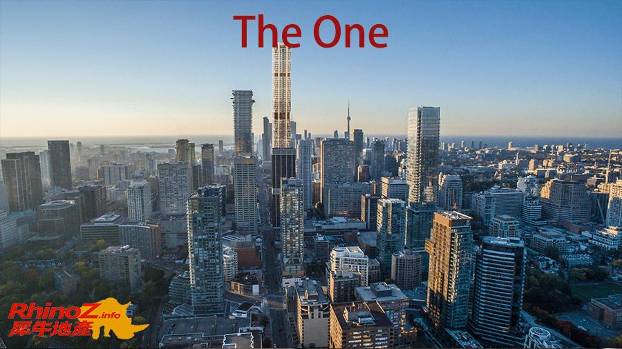 TheOne Building 多伦多地产犀牛