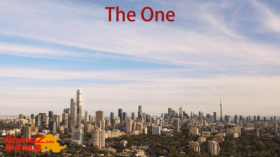 TheOne View3 多伦多地产犀牛