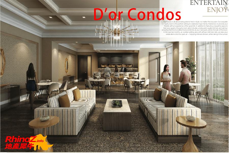 DorsCondos Lobby2 多伦多地产犀牛