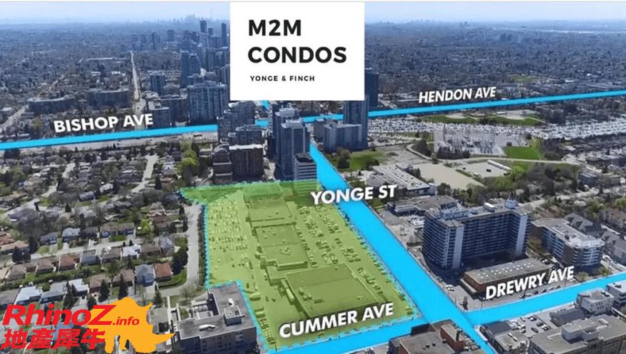 m2m site 多伦多地产犀牛