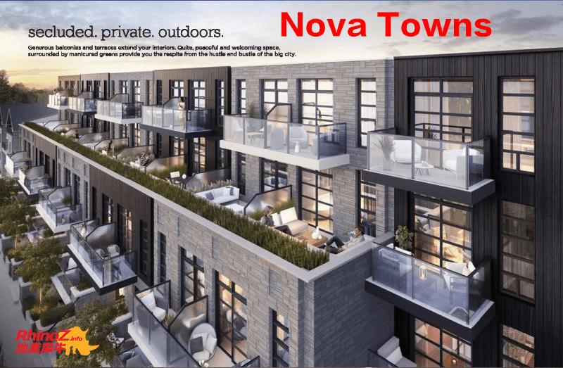Nova buildingBack 多伦多地产犀牛