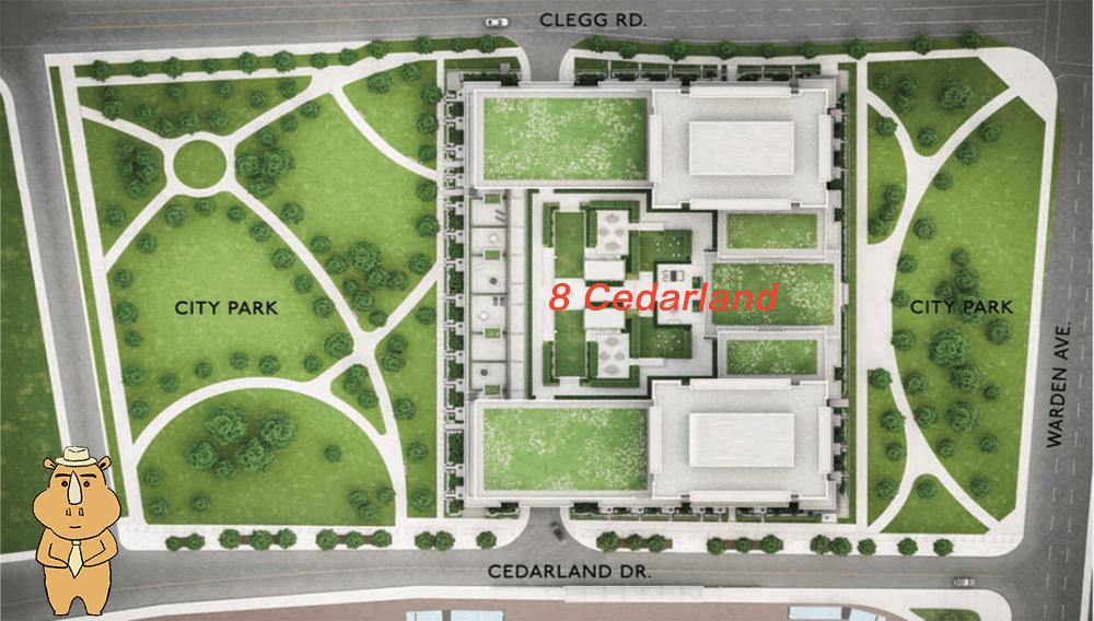 8Cedarland Sitemap2 多伦多地产犀牛