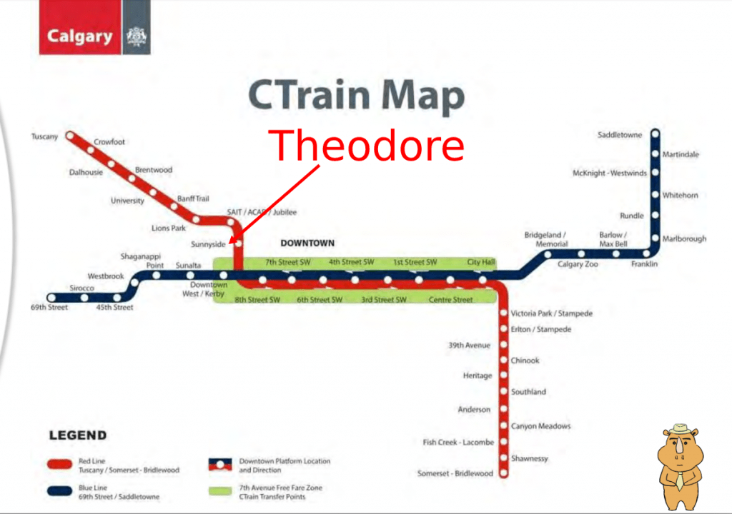 Theodore Train 多伦多地产犀牛
