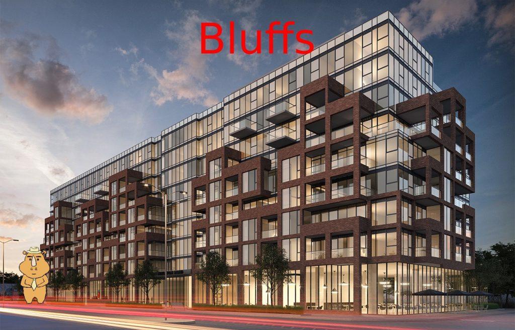 Bluffs Building 多伦多地产犀牛