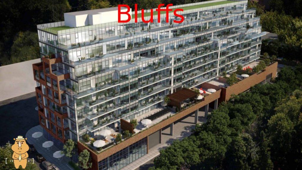 Bluffs BuildingBack 多伦多地产犀牛